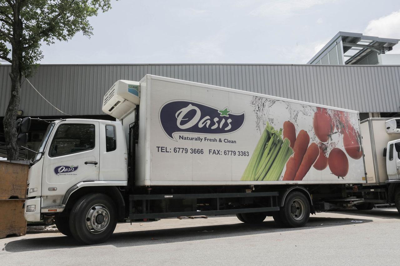 Oasis Truck Transportation